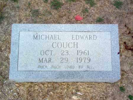 COUCH, MICHAEL EDWARD - Cross County, Arkansas | MICHAEL EDWARD COUCH - Arkansas Gravestone Photos