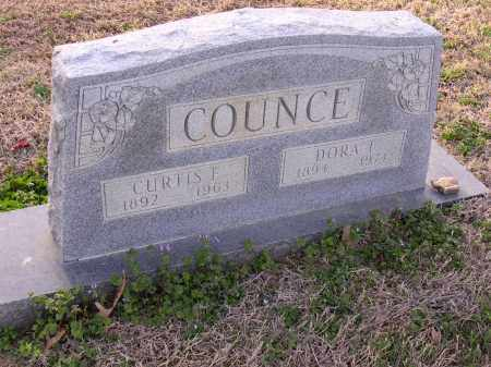 COUNCE, DORA T - Cross County, Arkansas | DORA T COUNCE - Arkansas Gravestone Photos