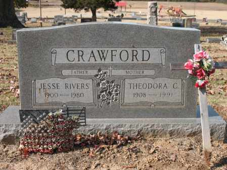 CHILDERS CRAWFORD, THEODORA - Cross County, Arkansas | THEODORA CHILDERS CRAWFORD - Arkansas Gravestone Photos