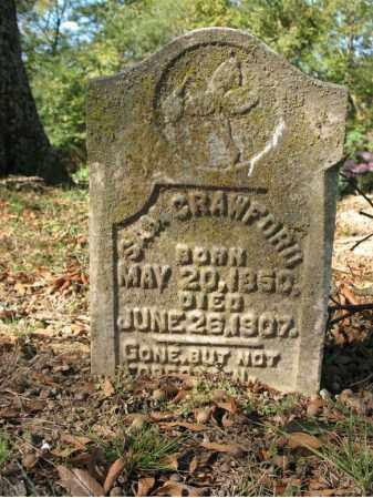 CRAWFORD, SAM - Cross County, Arkansas | SAM CRAWFORD - Arkansas Gravestone Photos