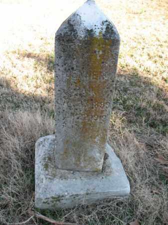 CRUTCHER, LENNER - Cross County, Arkansas | LENNER CRUTCHER - Arkansas Gravestone Photos