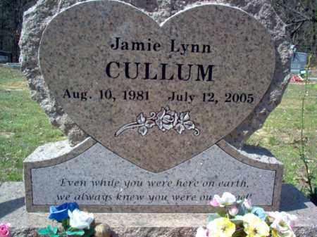 CULLUM, JAMIE LYNN - Cross County, Arkansas | JAMIE LYNN CULLUM - Arkansas Gravestone Photos