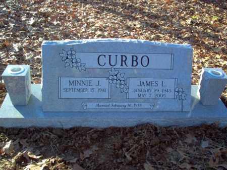 "CURBO, JAMES LYNN ""SONNY"" - Cross County, Arkansas | JAMES LYNN ""SONNY"" CURBO - Arkansas Gravestone Photos"