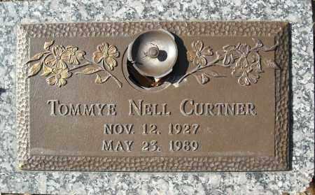 CURTNER, TOMMYE NELL - Cross County, Arkansas | TOMMYE NELL CURTNER - Arkansas Gravestone Photos