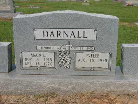 DARNALL, AMON L - Cross County, Arkansas | AMON L DARNALL - Arkansas Gravestone Photos