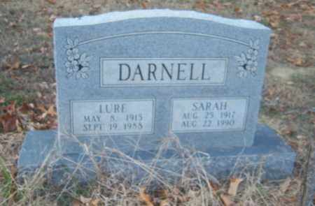 DARNELL, LURE - Cross County, Arkansas | LURE DARNELL - Arkansas Gravestone Photos