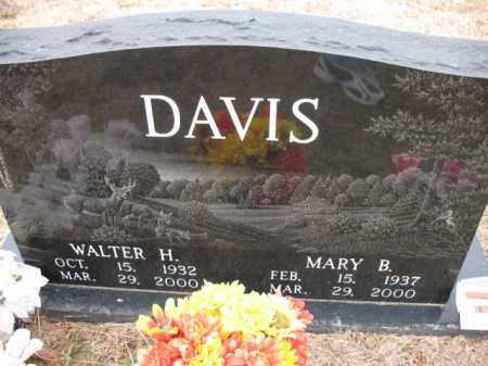 DAVIS, MARY B - Cross County, Arkansas | MARY B DAVIS - Arkansas Gravestone Photos