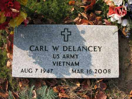 DELANCEY (VETERAN VIET), CARL W - Cross County, Arkansas | CARL W DELANCEY (VETERAN VIET) - Arkansas Gravestone Photos