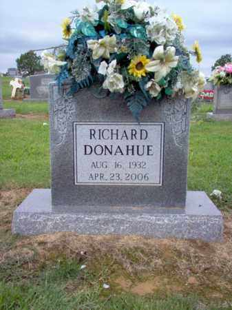 DONAHUE, RICHARD - Cross County, Arkansas | RICHARD DONAHUE - Arkansas Gravestone Photos