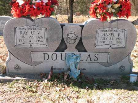 DOUGLAS, HAZEL P - Cross County, Arkansas | HAZEL P DOUGLAS - Arkansas Gravestone Photos
