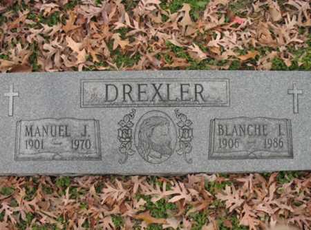 DREXLER, BLANCHE L - Cross County, Arkansas   BLANCHE L DREXLER - Arkansas Gravestone Photos
