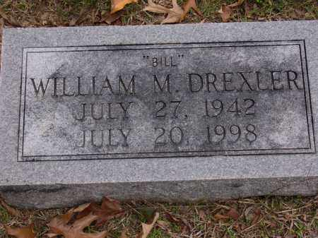 "DREXLER, WILLIAM M ""BILL"" - Cross County, Arkansas | WILLIAM M ""BILL"" DREXLER - Arkansas Gravestone Photos"