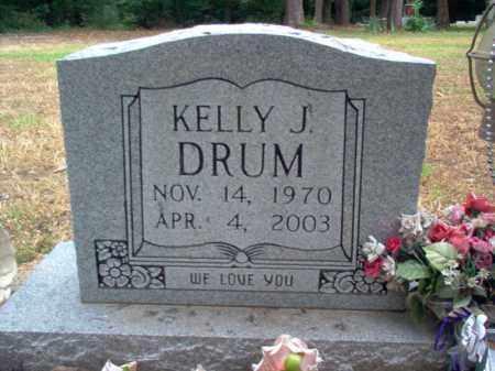 DRUM, KELLY J - Cross County, Arkansas   KELLY J DRUM - Arkansas Gravestone Photos
