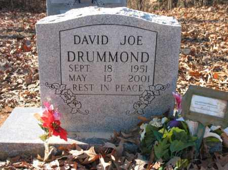 DRUMMOND, DAVID JOE - Cross County, Arkansas   DAVID JOE DRUMMOND - Arkansas Gravestone Photos