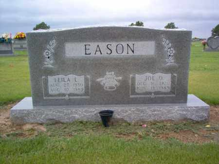 EASON, JOE OTIS - Cross County, Arkansas | JOE OTIS EASON - Arkansas Gravestone Photos
