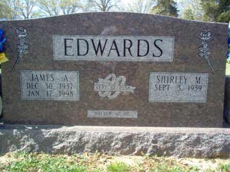 EDWARDS, JAMES A - Cross County, Arkansas | JAMES A EDWARDS - Arkansas Gravestone Photos