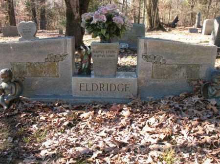 ELDRIDGE, HATTIE - Cross County, Arkansas | HATTIE ELDRIDGE - Arkansas Gravestone Photos