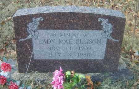ELLISON, LADY MAE - Cross County, Arkansas | LADY MAE ELLISON - Arkansas Gravestone Photos