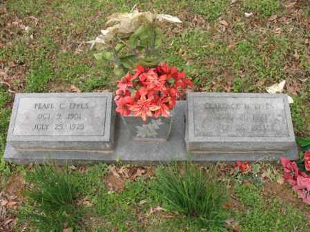 EPPES, ERMIE PEARL - Cross County, Arkansas   ERMIE PEARL EPPES - Arkansas Gravestone Photos