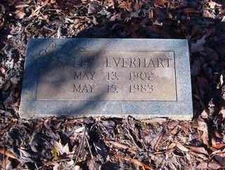 EVERHART, SALLY - Cross County, Arkansas | SALLY EVERHART - Arkansas Gravestone Photos