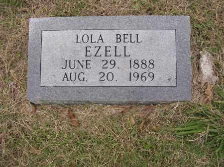 EZELL, LOLA BELL - Cross County, Arkansas | LOLA BELL EZELL - Arkansas Gravestone Photos