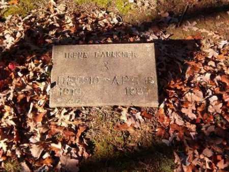FAULKNER, IRENE - Cross County, Arkansas   IRENE FAULKNER - Arkansas Gravestone Photos