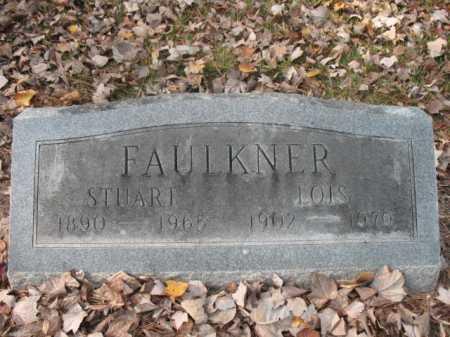 FAULKNER, LOIS - Cross County, Arkansas | LOIS FAULKNER - Arkansas Gravestone Photos