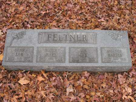 FELTNER, MARTHA - Cross County, Arkansas | MARTHA FELTNER - Arkansas Gravestone Photos