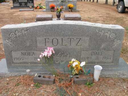 FOLTZ, NOLA - Cross County, Arkansas | NOLA FOLTZ - Arkansas Gravestone Photos