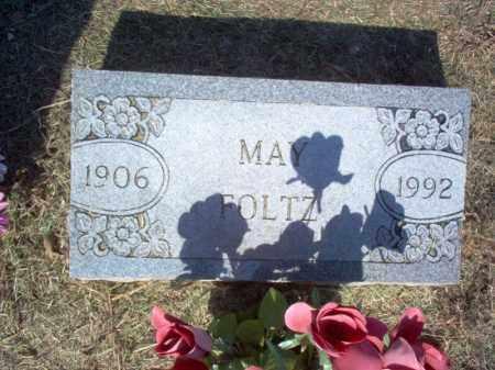 FOLTZ, MAY - Cross County, Arkansas | MAY FOLTZ - Arkansas Gravestone Photos
