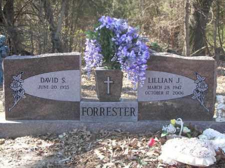 "JARRETT FORRESTER, LILLIAN JOYCE ""LIL"" - Cross County, Arkansas | LILLIAN JOYCE ""LIL"" JARRETT FORRESTER - Arkansas Gravestone Photos"