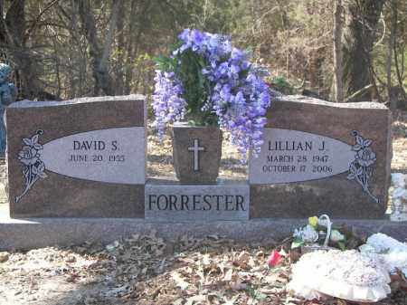 "JARRETT FORRESTER, LILLIAN JOYCE ""LIL"" - Cross County, Arkansas 