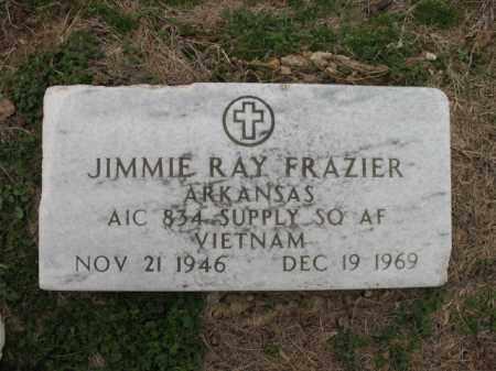 FRAZIER (VETERAN VIET), JIMMIE RAY - Cross County, Arkansas | JIMMIE RAY FRAZIER (VETERAN VIET) - Arkansas Gravestone Photos