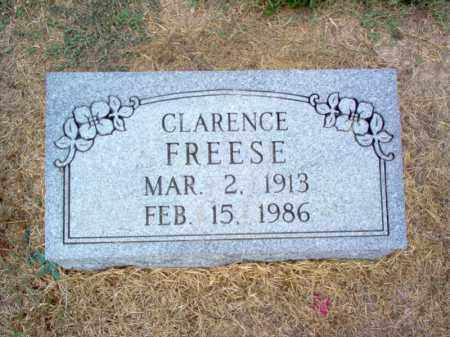 FREESE, CLARENCE - Cross County, Arkansas | CLARENCE FREESE - Arkansas Gravestone Photos