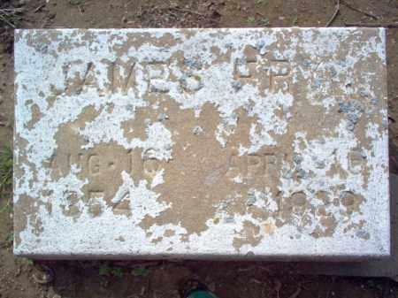 FRY, JAMES - Cross County, Arkansas   JAMES FRY - Arkansas Gravestone Photos