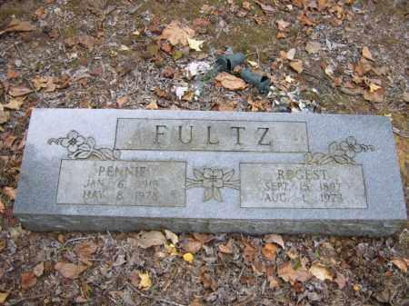 FULTZ, PENNIE - Cross County, Arkansas | PENNIE FULTZ - Arkansas Gravestone Photos
