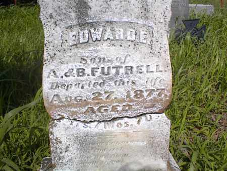 FUTRELL, EDWARD E - Cross County, Arkansas   EDWARD E FUTRELL - Arkansas Gravestone Photos