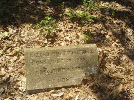FUTRELL, LIZZEY BEATH - Cross County, Arkansas   LIZZEY BEATH FUTRELL - Arkansas Gravestone Photos