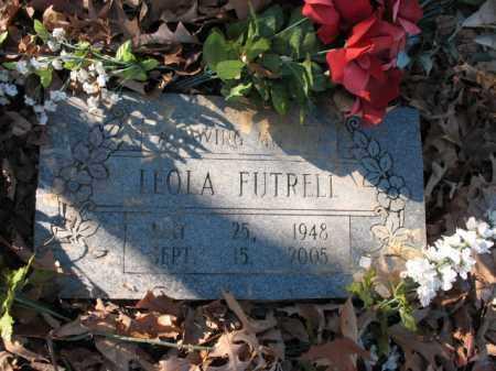FUTRELL, LEOLA - Cross County, Arkansas   LEOLA FUTRELL - Arkansas Gravestone Photos