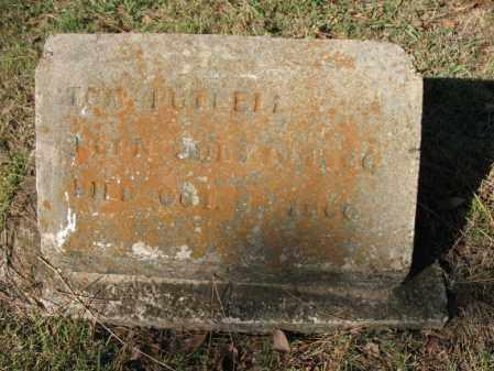 FUTRELL, TOM - Cross County, Arkansas | TOM FUTRELL - Arkansas Gravestone Photos