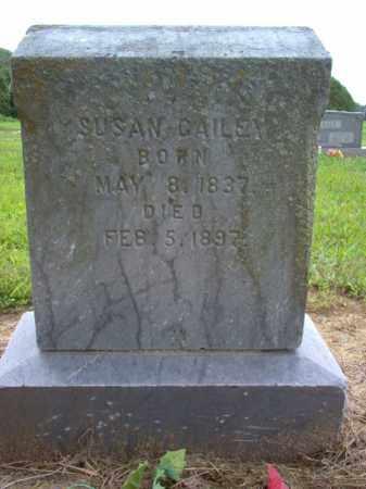GAILEY, SUSAN - Cross County, Arkansas | SUSAN GAILEY - Arkansas Gravestone Photos