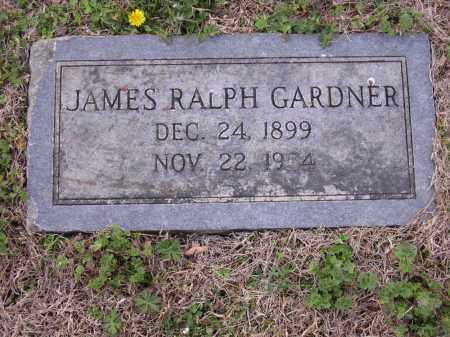 GARDNER, JAMES RALPH - Cross County, Arkansas   JAMES RALPH GARDNER - Arkansas Gravestone Photos