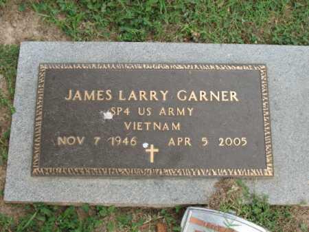 GARNER (VETERAN VIET), JAMES LARRY - Cross County, Arkansas | JAMES LARRY GARNER (VETERAN VIET) - Arkansas Gravestone Photos