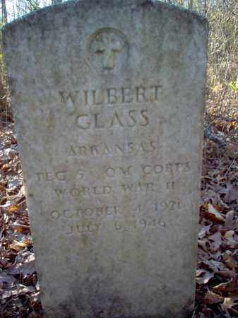 GLASS (VETERAN WWII), WILBERT - Cross County, Arkansas | WILBERT GLASS (VETERAN WWII) - Arkansas Gravestone Photos