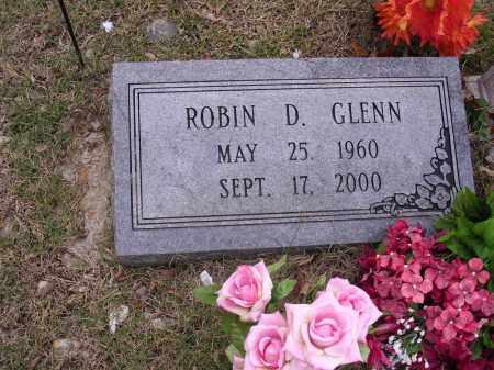GLENN, ROBIN D - Cross County, Arkansas   ROBIN D GLENN - Arkansas Gravestone Photos