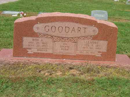GOODART, ROY A - Cross County, Arkansas | ROY A GOODART - Arkansas Gravestone Photos