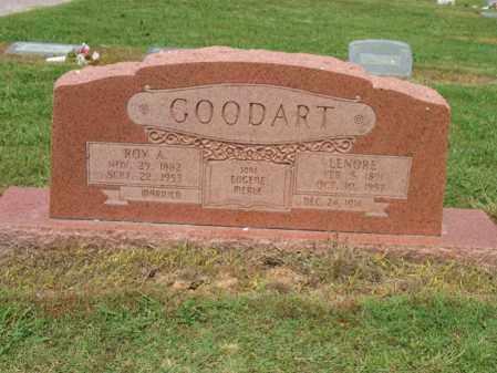 GOODART, ROY A - Cross County, Arkansas | ROY A GOODART - Arkansas Gravestone Photos