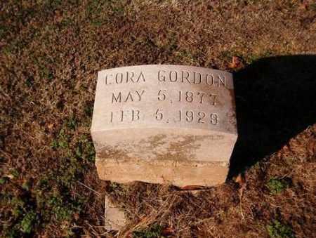 GORDON, CORA - Cross County, Arkansas   CORA GORDON - Arkansas Gravestone Photos