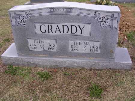 GRADDY, THELMA LARUE - Cross County, Arkansas | THELMA LARUE GRADDY - Arkansas Gravestone Photos