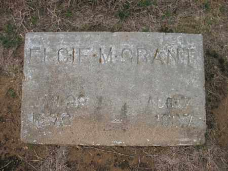 GRANT, ELCIE M - Cross County, Arkansas | ELCIE M GRANT - Arkansas Gravestone Photos
